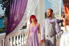 Свадьба для двоих в Крыму, символическая церемония Крым, цена, регистрация брака