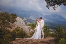 Свадьба в Крыму, Свадьба в Севастополе, выездная церемония, регистрация в Крыму