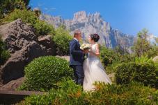 Организация свадьбы в Крыму, проведения выездной церемонии Крым, Ялта, Алушта