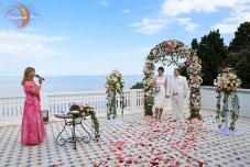 Места для свадьбы в Крыму Свадьба в Крыму под ключ. Площадки для свадьбы в Крыму