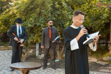 Гангстерская свадьба. Гангстера свадьба. Выездная церемония в стиле гангста