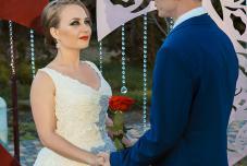 Свадьба гангстера. Тематическая свадьба. Церемония в стиле гангста. Крым.
