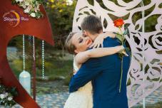 Свадьба гангстеров. Тематическая свадьба. Церемония в стиле гангста. Крым.