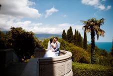 Площадки для свадьбы в Крыму, Места для выездной регистрации Крым, Ялта, Алушта
