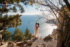 Площадки для свадьбы в Крыму. Выездная церемония в Крыму. Свадьба в Крыму