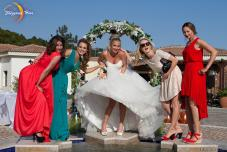 Символическая церемония. Крым. Церемония во дворце. Регистрация брака в Крыму
