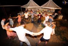 Греческая свадьба, нестандартная свадьба, оригинальная выездная регистрация