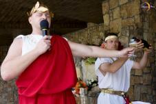 """""""... чистый нам любезен Бахус."""" (Древне-греческие выездные регистрации брака)"""
