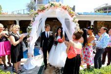 Стиляжные регистрации брака