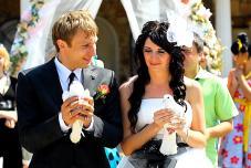 Стиляжная свадьба. Тематические свадьбы. Стиляги. Выездная регистрация Стиляги