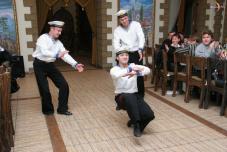Танцевальная шоу-программа на свадьбу, юбилей, ведущий, тамада, Крым, Ялта