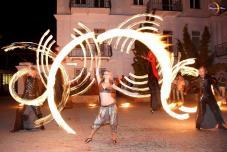 Огненное шоу на свадьбе, программа, танец фаер, ведущий, Крым, Ялта, Алушта